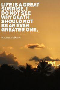 Vladimir Nabokov quote
