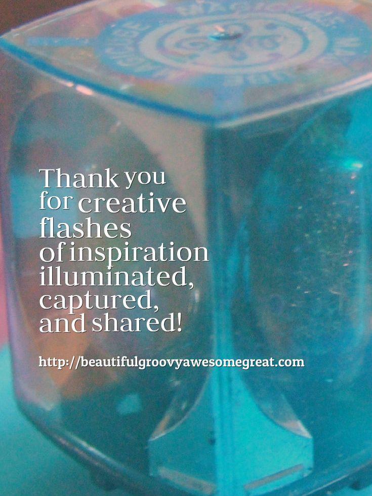 Insight, inspiration, imagination