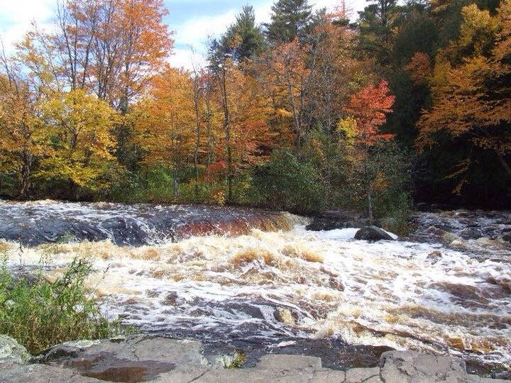 Baraga County Canyon Falls jpeg