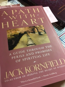 Jack Kornfield A Path With Heart, from the amazing spiritual thought leader.